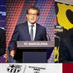 Кандидаты в президенты Барселоны провели финальные дебаты
